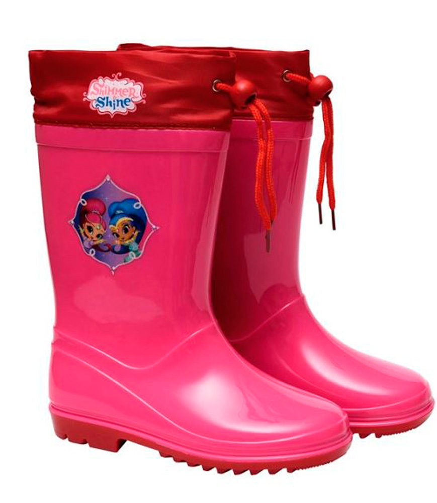 Botas de Agua Shimmer and Shine T.22-24-26-28-30-32