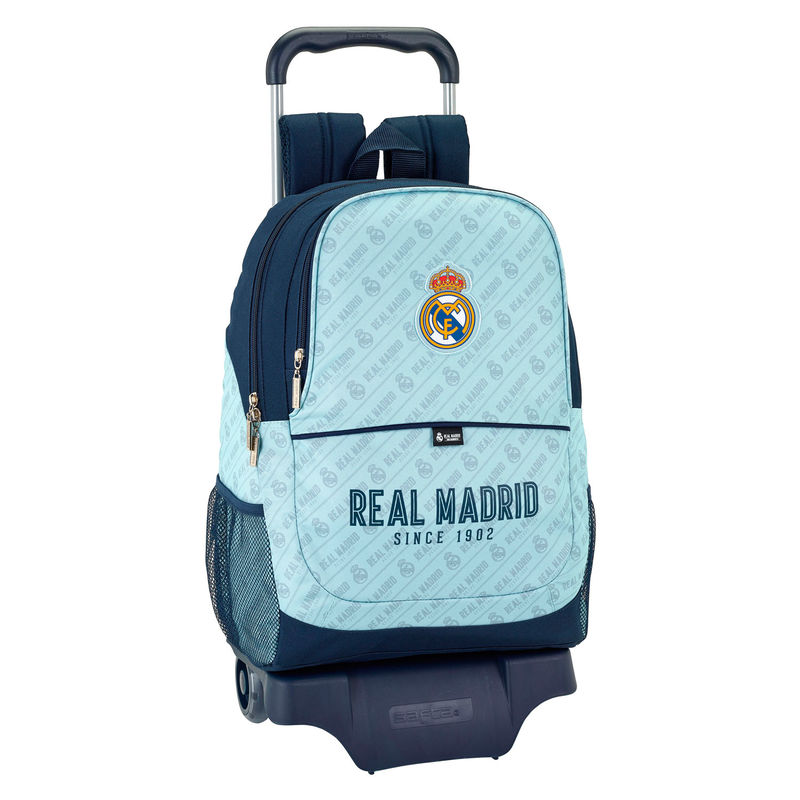 Trolley Real Madrid 33x43x15cm.