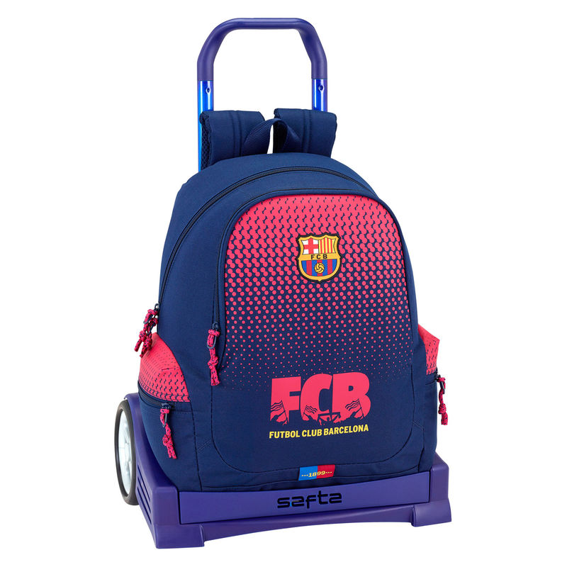 Trolley FC Barcelona Carro Evolution 33x15x43cm