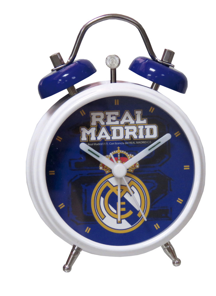 Despertador Campanas Real Madrid