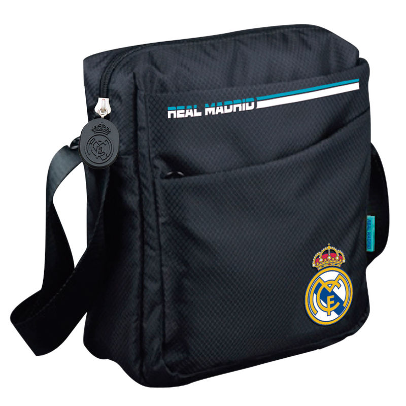 Bandolera Real Madrid 18x5,8x22cm.