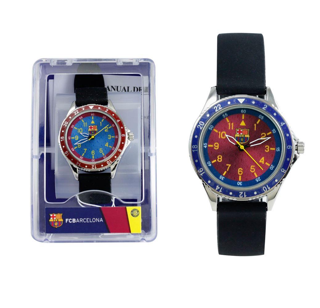 Reloj Pulsera Cadete FC Barcelona 0a7a24d0d71
