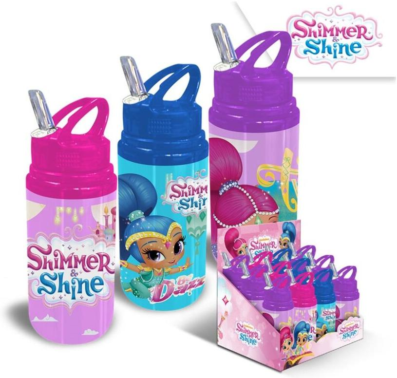Cantimplora Aluminio Shimmer and Shine 500 ml.