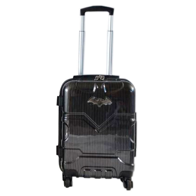 Maleta Trolley ABS Batman DC Comics 4r 54x34x22cm.