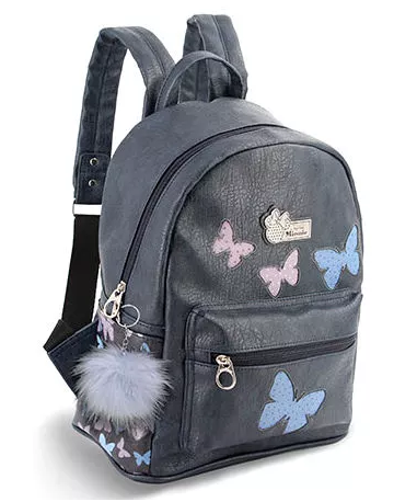 Mochila Minnie Disney Blufy 31x28x15,5cm.