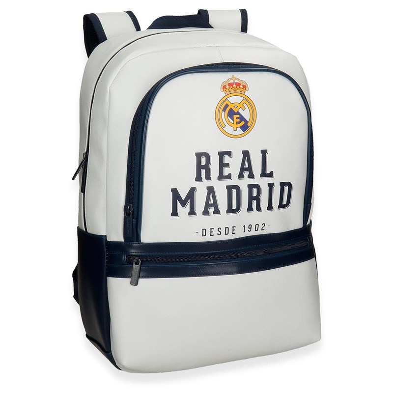Mochila Real Madrid Adaptable 44cm.